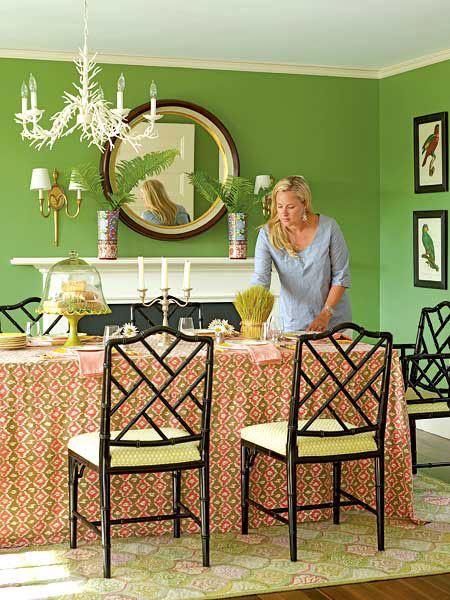 Green Dining Room Colors green and blue dining room - moncler-factory-outlets