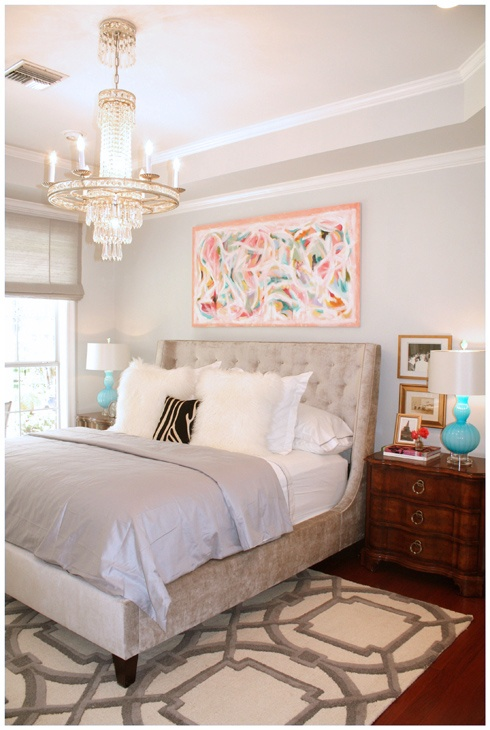 Lessons from Pinterest – Master Bedroom