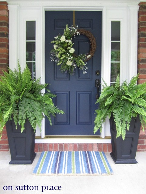 Summer Ferns And Porches Spark